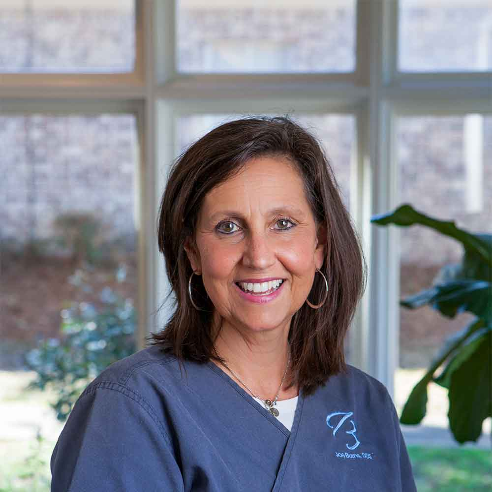 Frances Addy, Dental Hygienist at Joe Burs, DDS Family and Cosmetic Dentistry in Ridgeland Mississippi